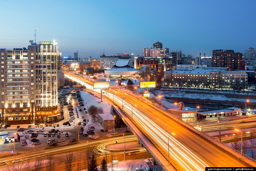 Novosibirsk. Winter 2016 12