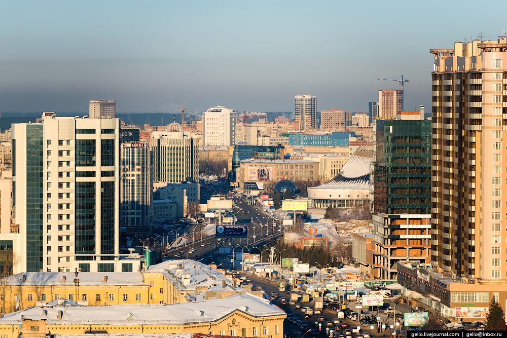 Novosibirsk. Winter 2016 14
