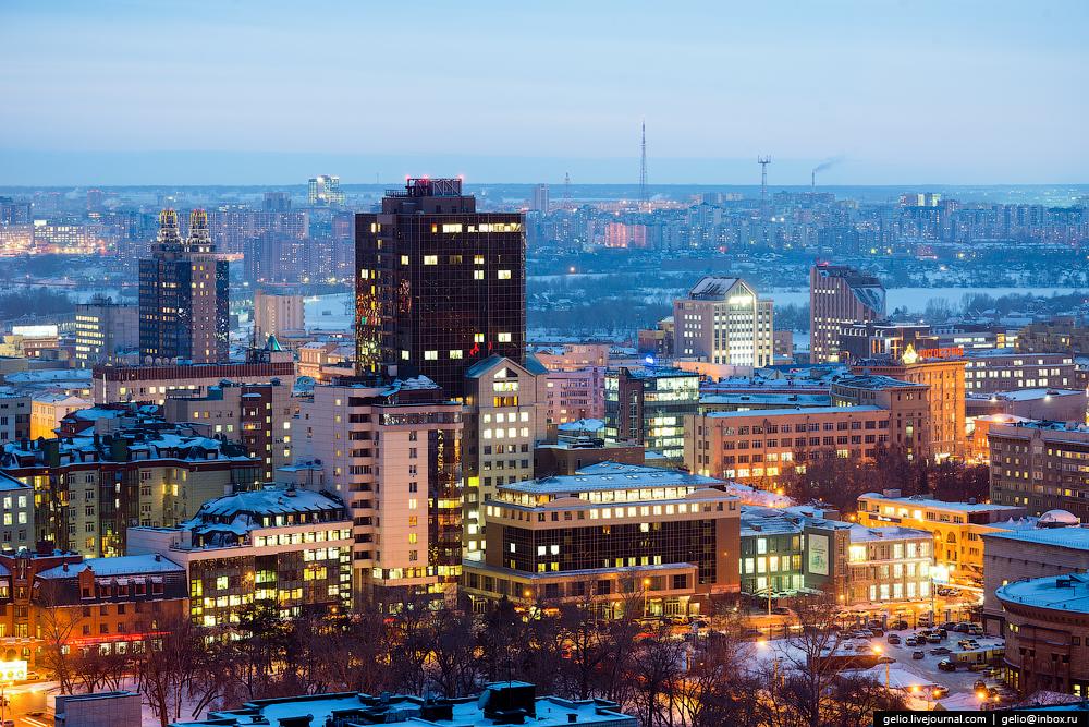 Novosibirsk. Winter 2016 18