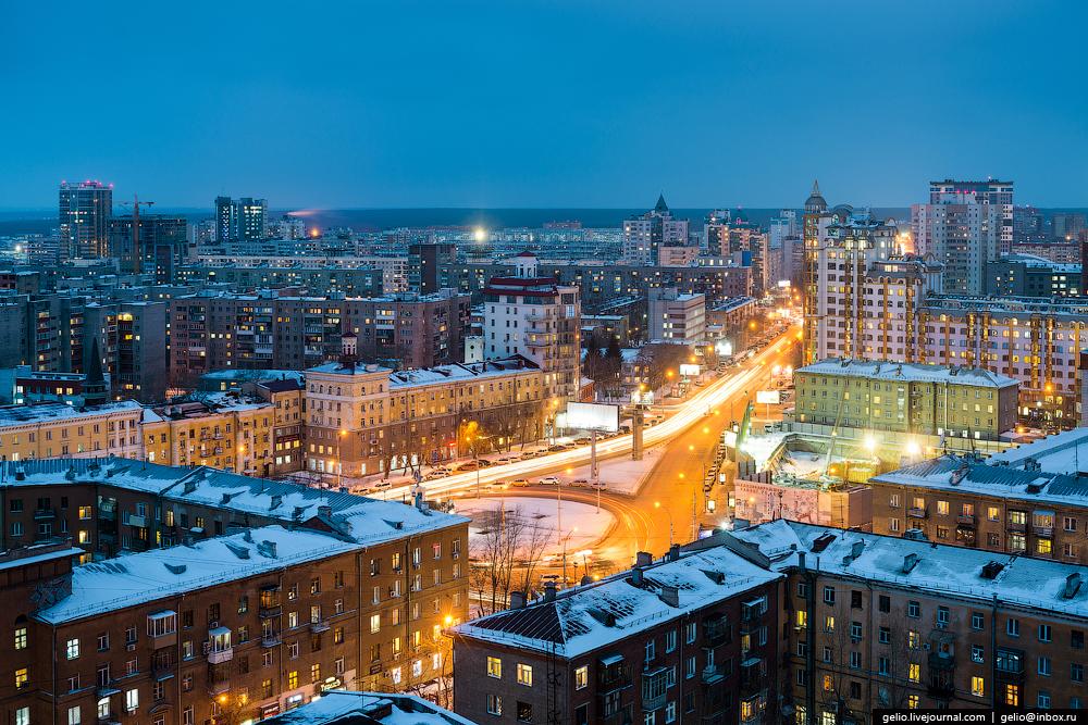 Novosibirsk. Winter 2016 20