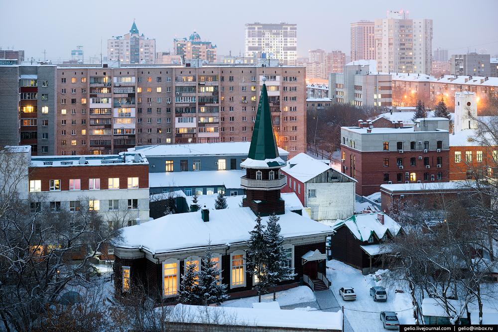 Novosibirsk. Winter 2016 21