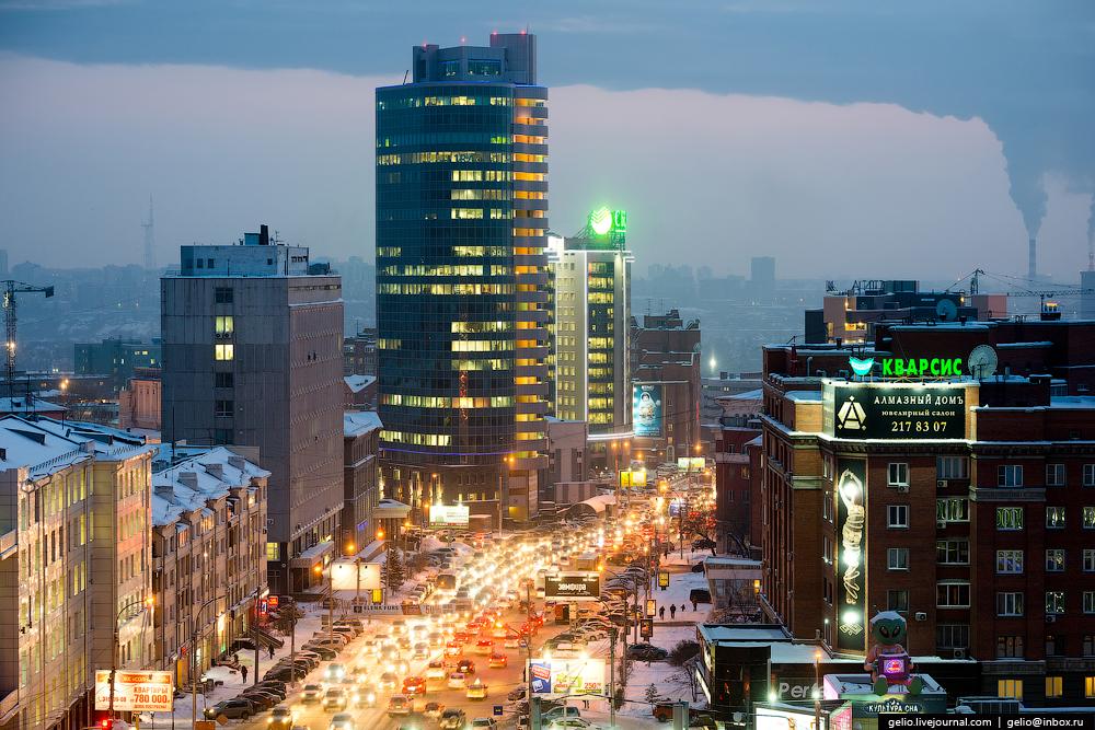 Novosibirsk. Winter 2016 23