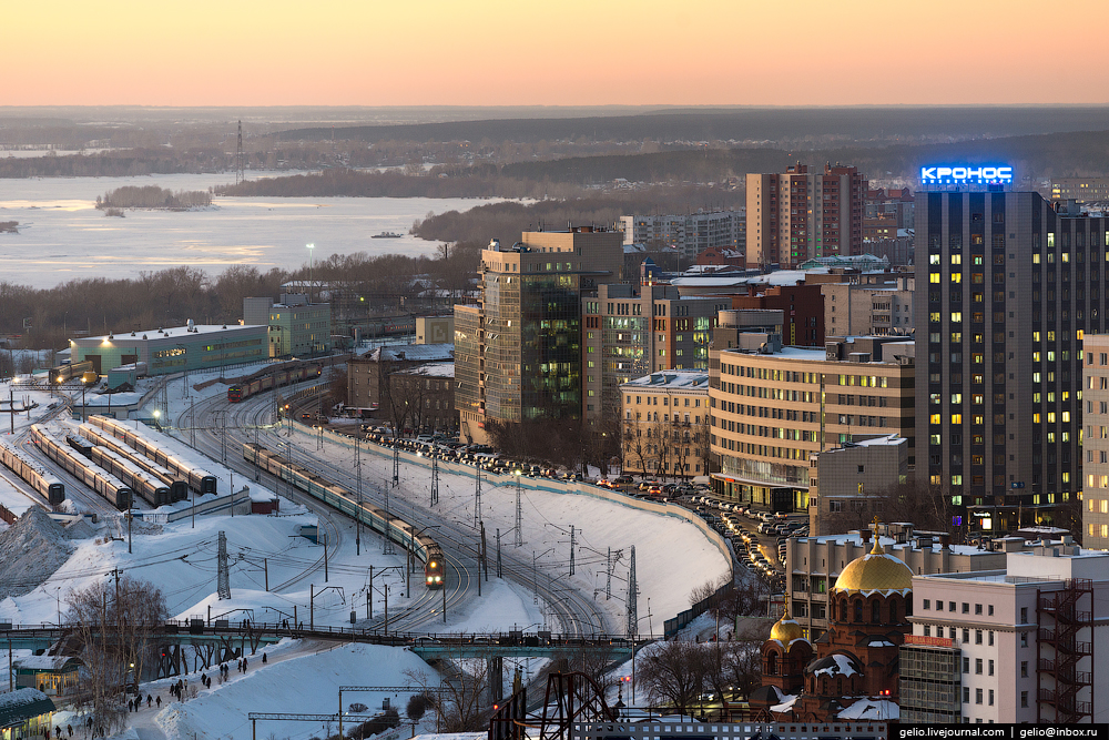 Novosibirsk. Winter 2016 26