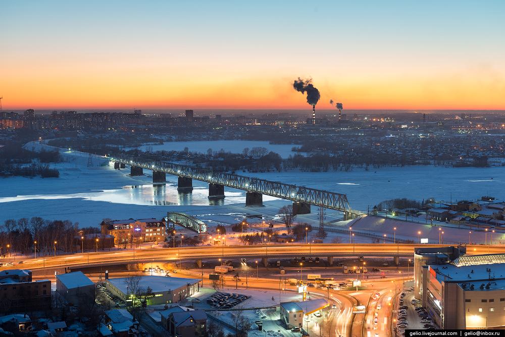 Novosibirsk. Winter 2016 27