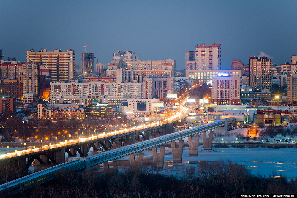 Novosibirsk. Winter 2016 29