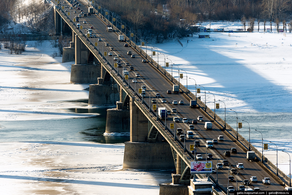 Novosibirsk. Winter 2016 30