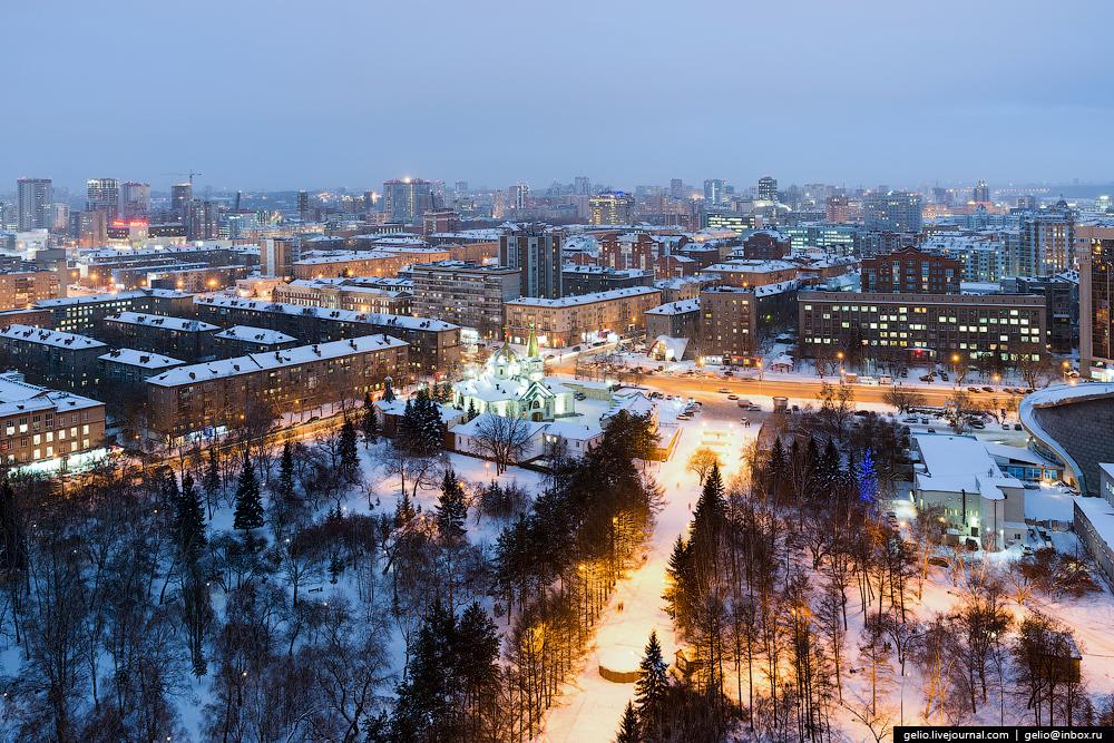 Novosibirsk. Winter 2016 32