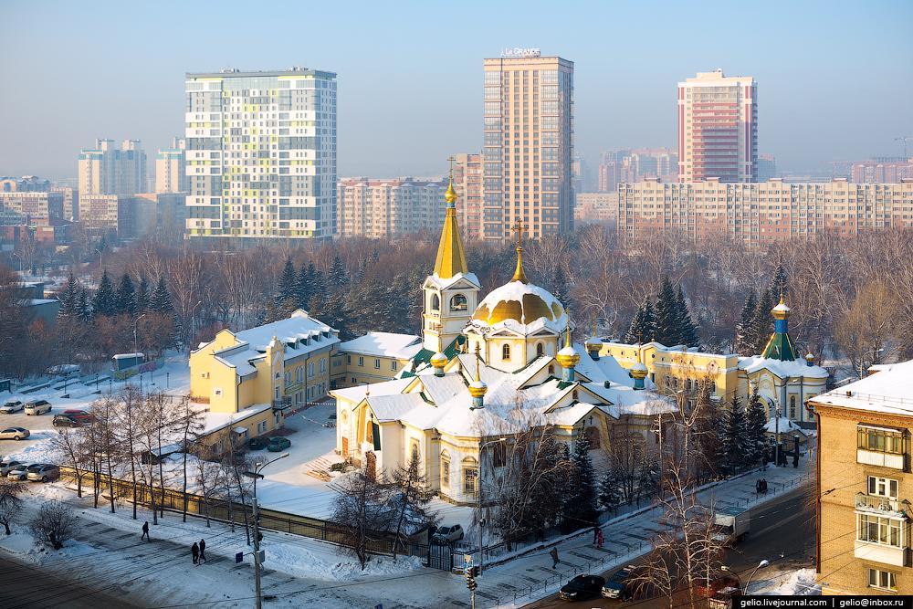 Novosibirsk. Winter 2016 33