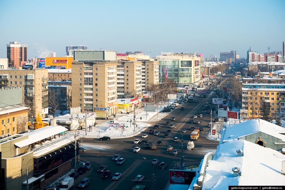 Novosibirsk. Winter 2016 34