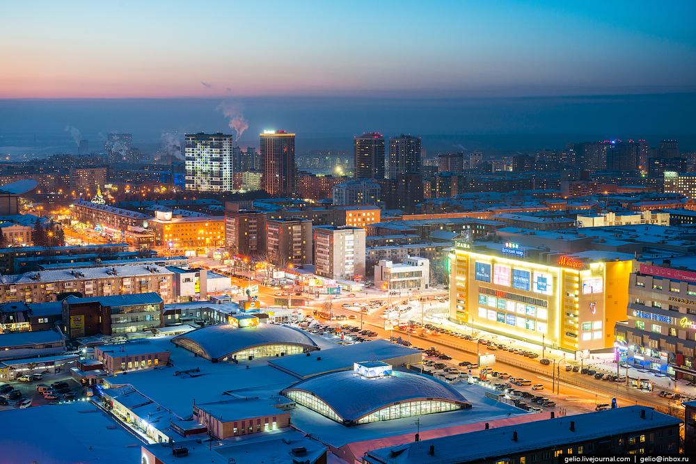 Novosibirsk. Winter 2016 35