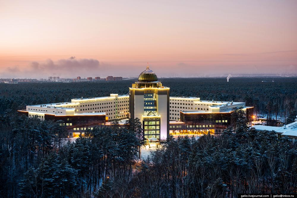 Novosibirsk. Winter 2016 37