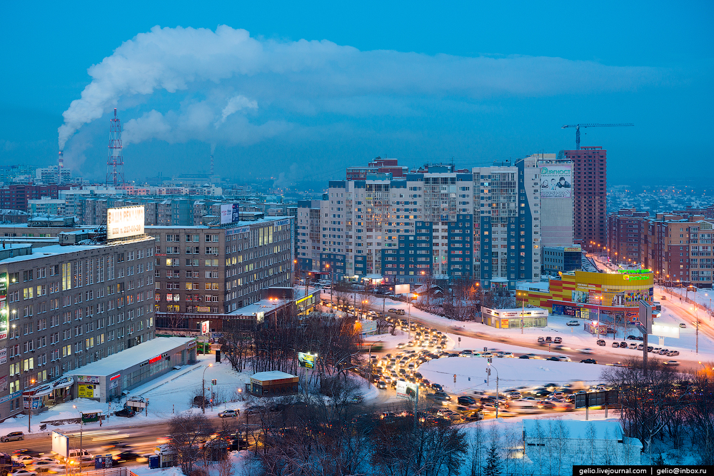 Novosibirsk. Winter 2016 40
