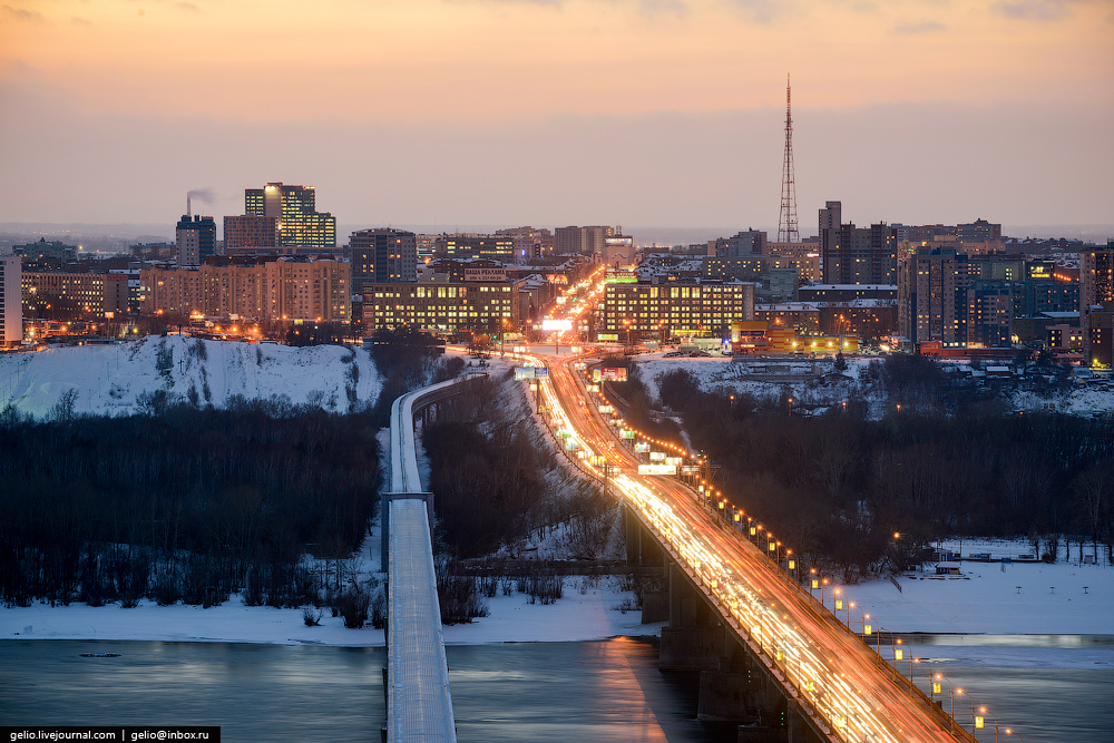 Novosibirsk. Winter 2016 41
