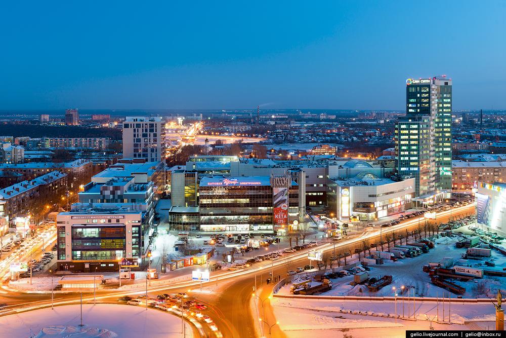 Novosibirsk. Winter 2016 42