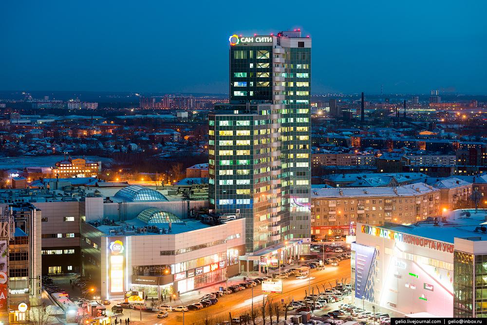 Novosibirsk. Winter 2016 44