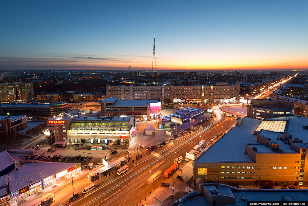 Novosibirsk. Winter 2016 45