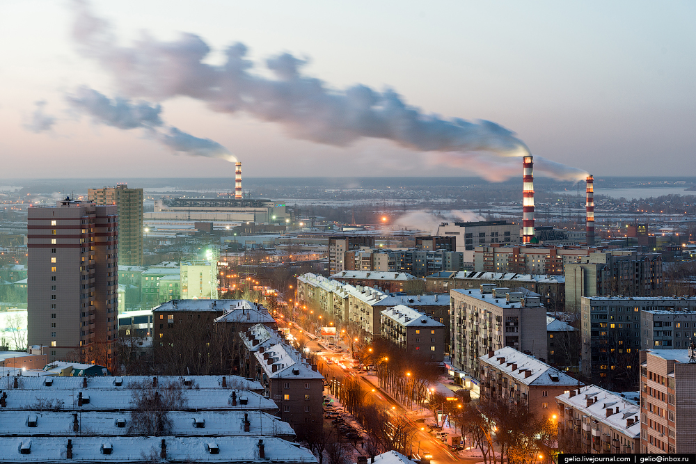 Novosibirsk. Winter 2016 46