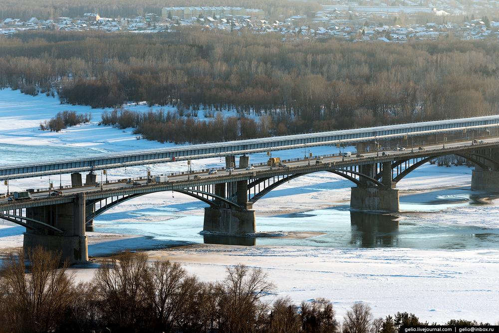 Novosibirsk. Winter 2016 47