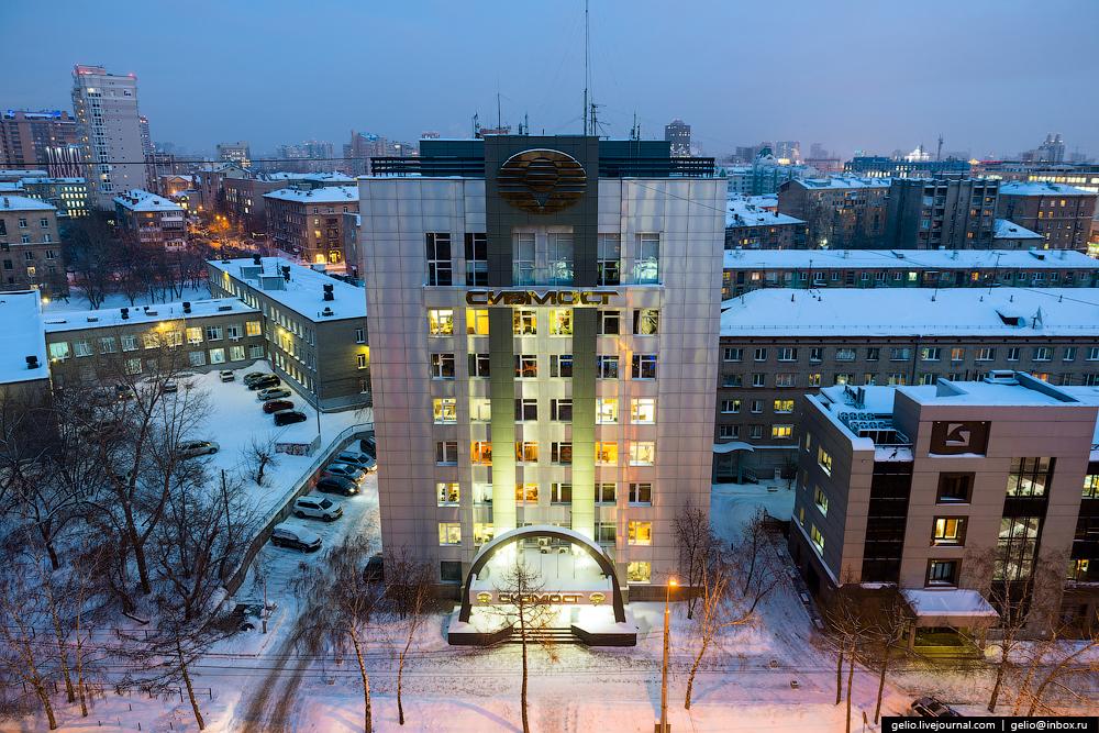 Novosibirsk. Winter 2016 51