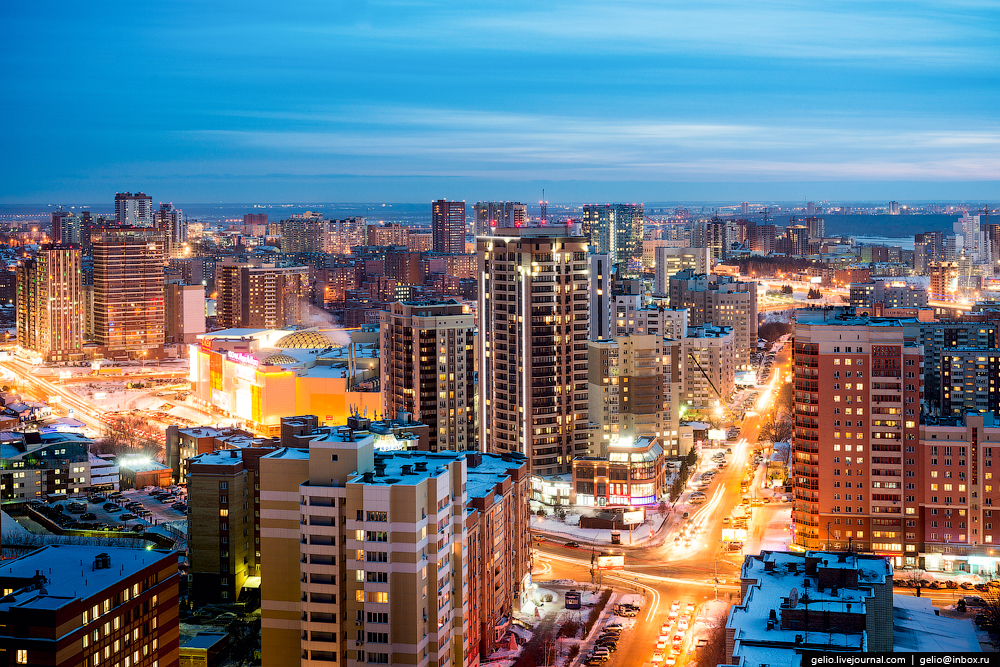 Novosibirsk. Winter 2016 52
