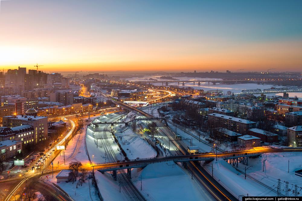 Novosibirsk. Winter 2016 54