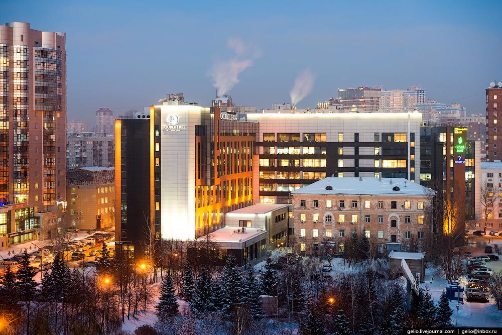 Novosibirsk. Winter 2016 55