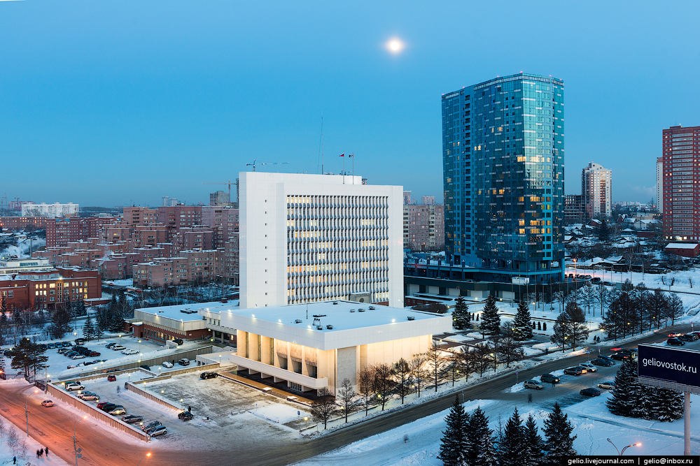 Novosibirsk. Winter 2016 56