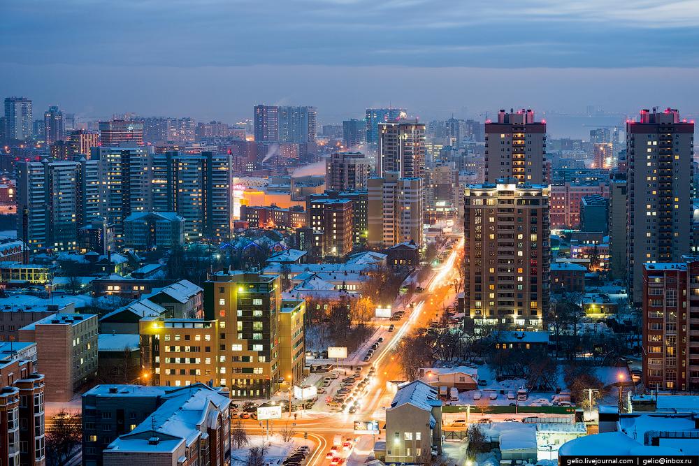 Novosibirsk. Winter 2016 58