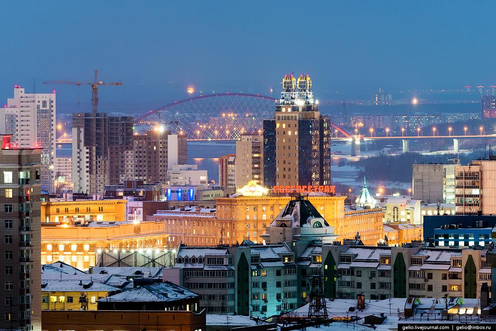 Novosibirsk. Winter 2016 60