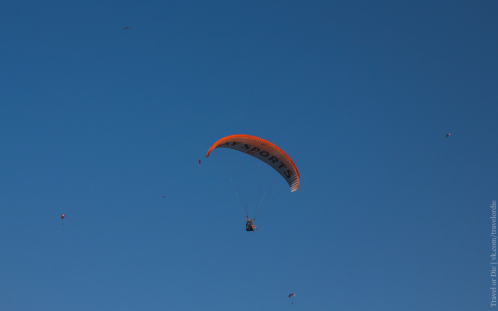Paragliding in Oludeniz. Extreme available to everyone 03