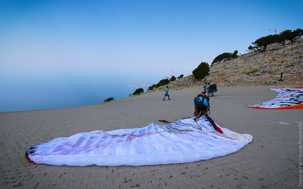 Paragliding in Oludeniz. Extreme available to everyone 09