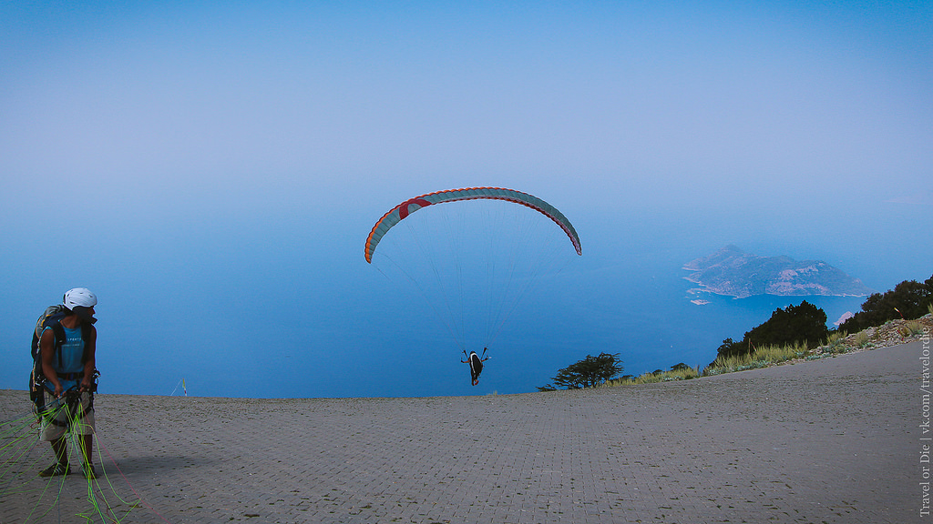 Paragliding in Oludeniz. Extreme available to everyone 10