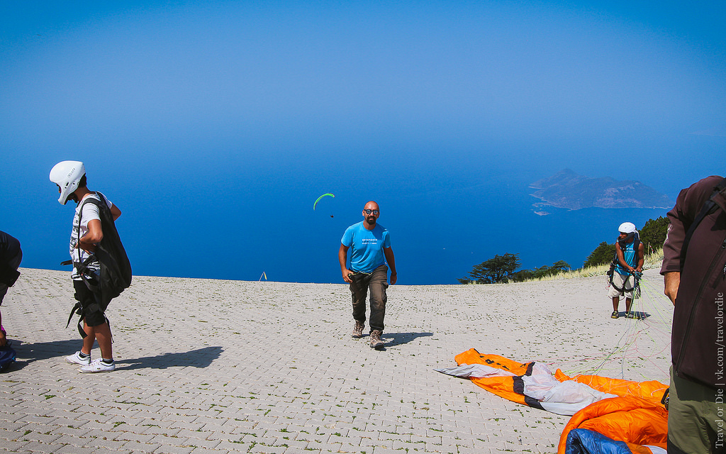 Paragliding in Oludeniz. Extreme available to everyone 11