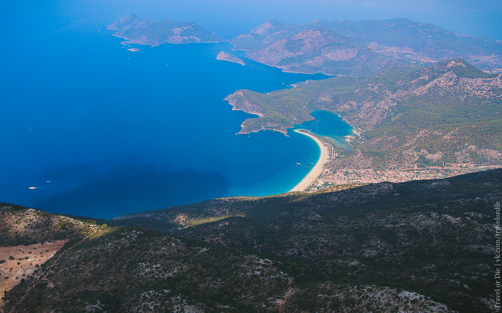 Paragliding in Oludeniz. Extreme available to everyone 14
