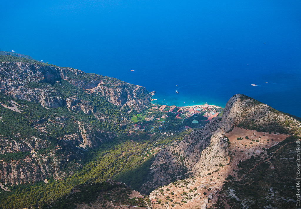 Paragliding in Oludeniz. Extreme available to everyone 17