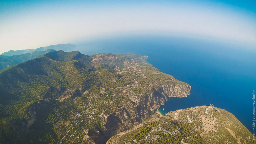 Paragliding in Oludeniz. Extreme available to everyone 18