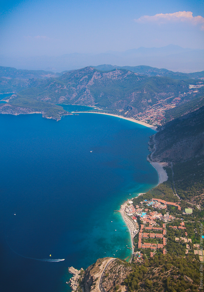 Paragliding in Oludeniz. Extreme available to everyone 20