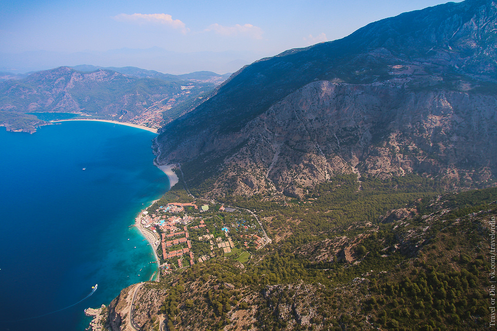 Paragliding in Oludeniz. Extreme available to everyone 21