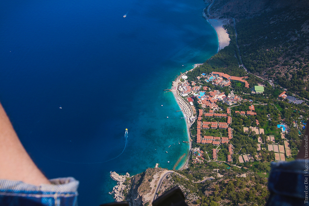 Paragliding in Oludeniz. Extreme available to everyone 22