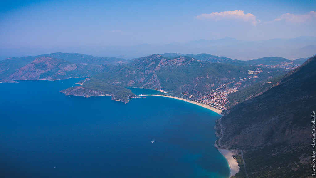 Paragliding in Oludeniz. Extreme available to everyone 23