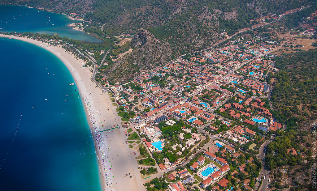 Paragliding in Oludeniz. Extreme available to everyone 25