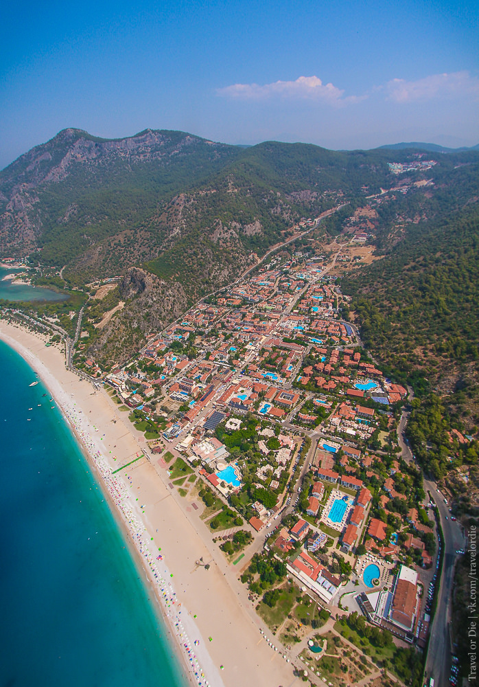 Paragliding in Oludeniz. Extreme available to everyone 26