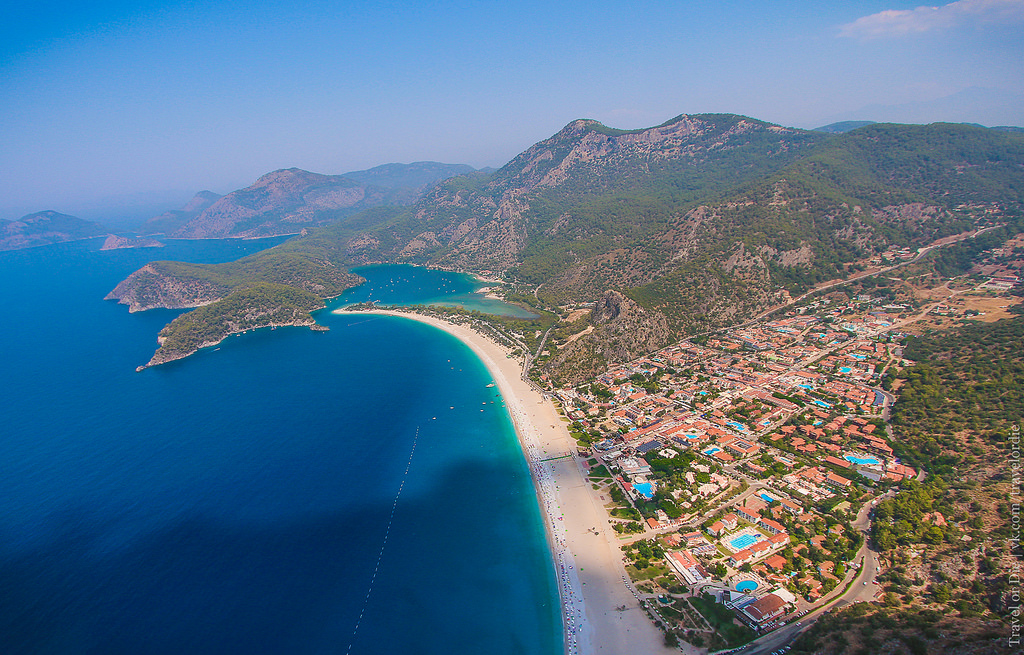 Paragliding in Oludeniz. Extreme available to everyone 27