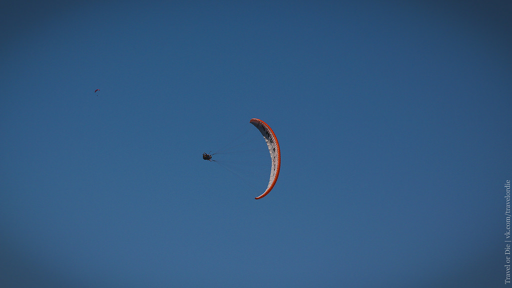 Paragliding in Oludeniz. Extreme available to everyone 29