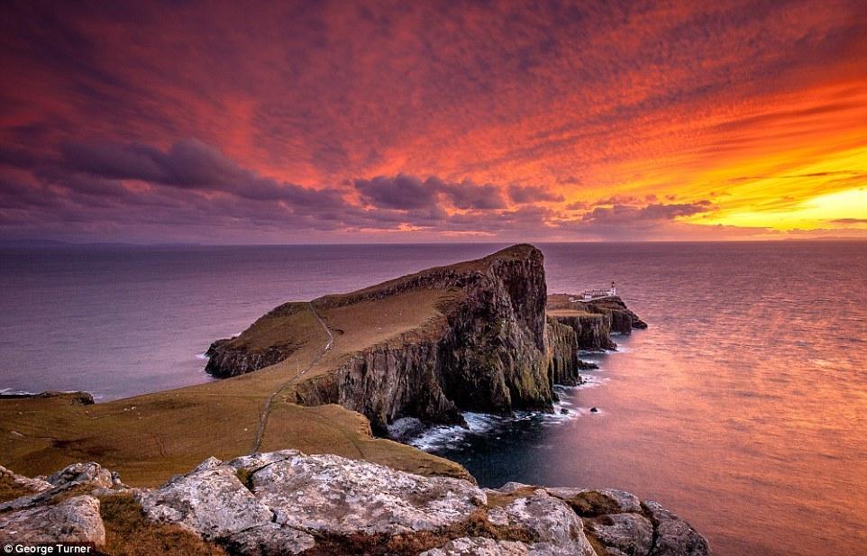 Живописные пейзажи Шотландии
