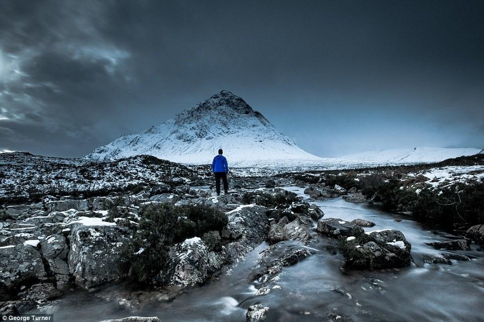 Picturesque scenery of Scotland 02