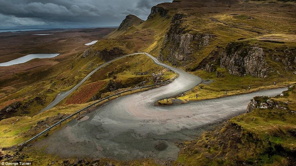Picturesque scenery of Scotland 04