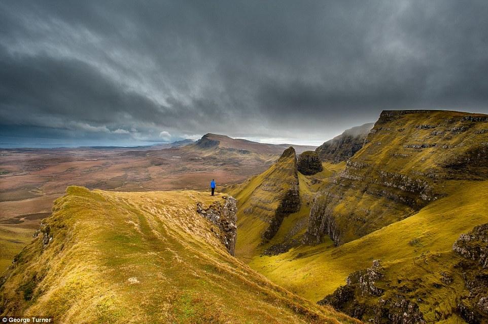 Picturesque scenery of Scotland 05