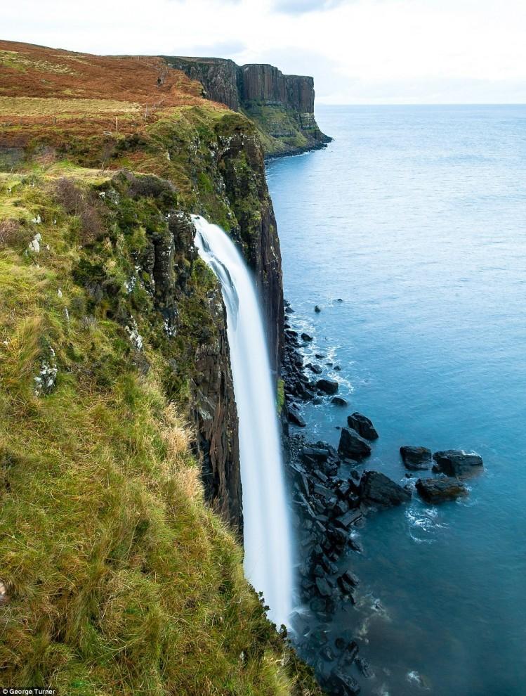Picturesque scenery of Scotland 07
