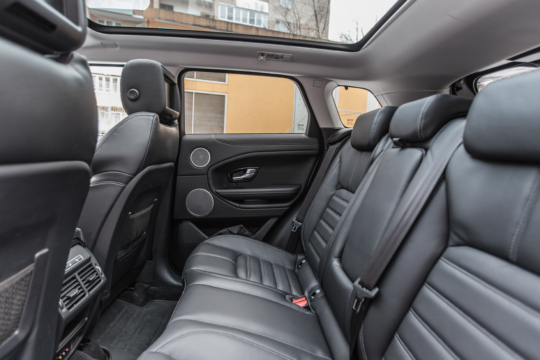 Range Rover Evoque 08